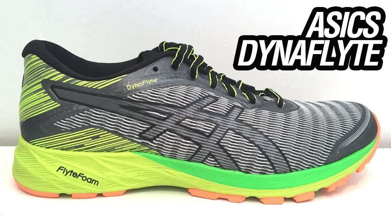 Asics DynaFlyte (Unboxing). Tênis Certo a68601f135548