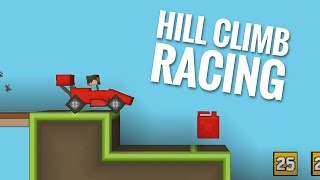 Hill Climb Racing In Minecraft!