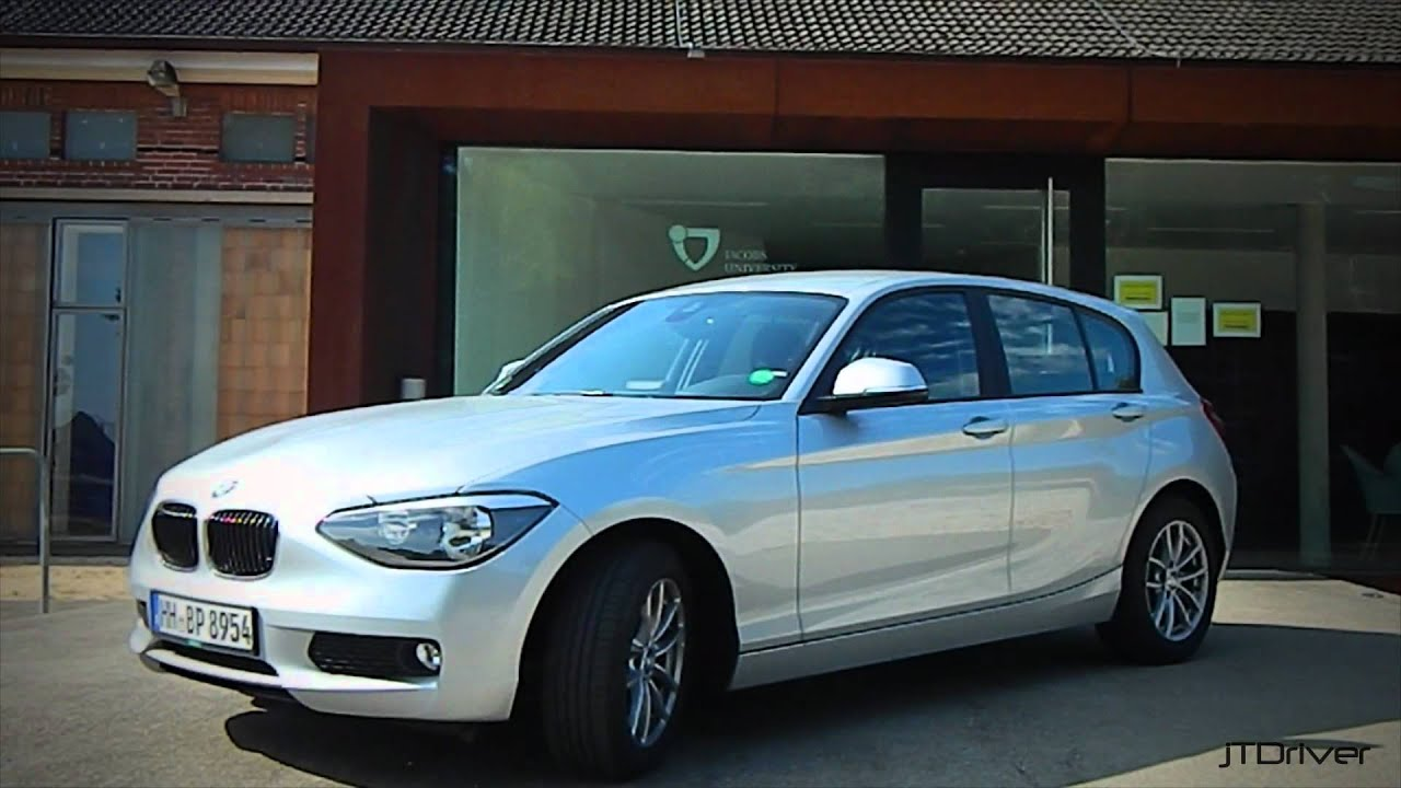 bmw 116d efficientdynamics f20 2012 showcase jtdriver youtube. Black Bedroom Furniture Sets. Home Design Ideas