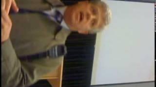 Speaking To The Man - U Of O Bog Chairman Marc Jolicoeur