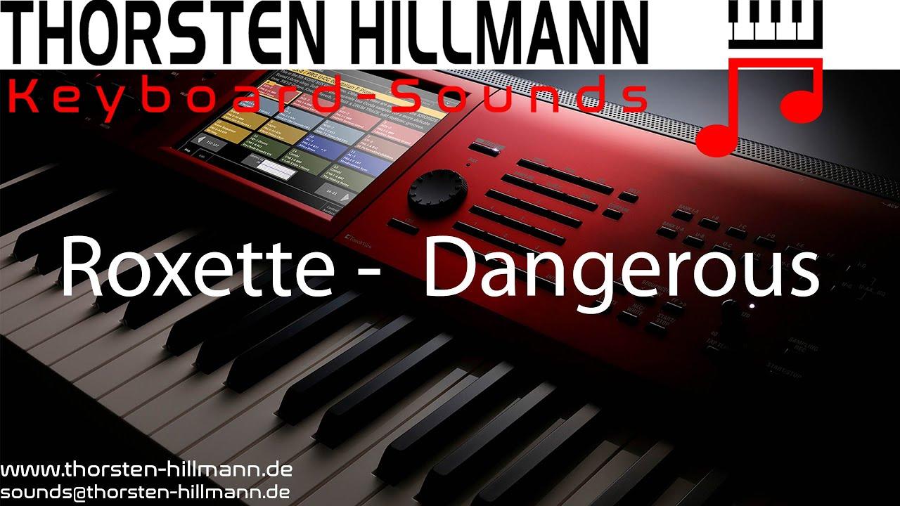 Dangerous (Roxette) Korg Kronos 73