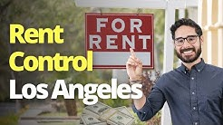 Rent Control In LA. How Much Can The Rent be Raised?