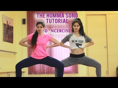 The Humma Song – OK Jaanu | Dance Tutorial | Sapna and Renu | Dancercise