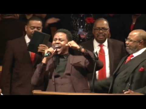 Pastor Charles Jenkins at 2016 COGIC Shepherds Conference!