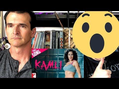 Kamli - DHOOM 3   Katrina Kaif   Aamir Khan   REACTION!!