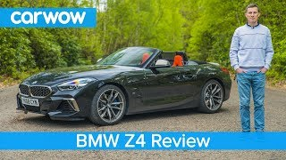 BMW Z4 Roadster 2020 in-depth review | carwow Reviews