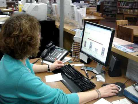 Using the Antiques Database at the Norfolk Public Library