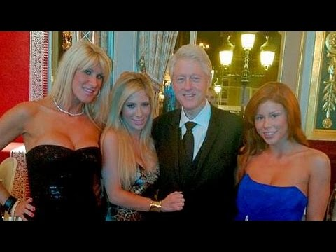 The Clinton Crime Family - On Pedophile Island (#LolitaExpress)