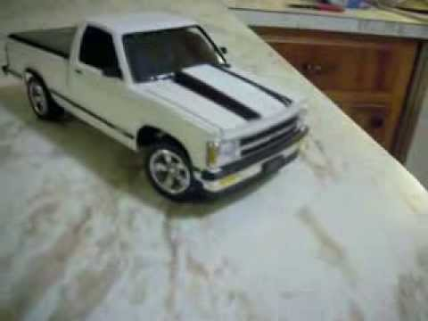 1 20 Scale Chevy S10 Youtube