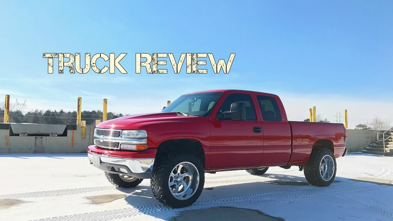 Travis S 1999 Chevy Silverado 1500 Truck Review Youtube