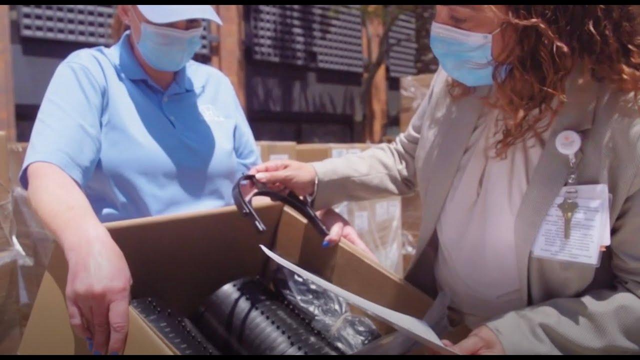 Helping Frontline Healthcare Workers - SoCal Honda Dealers