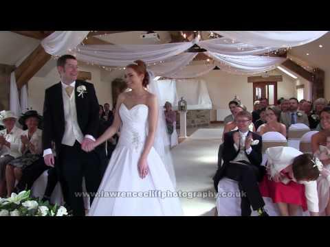 Mary & Carl wedding trailer. Beeston Manor, 15th May 2015.