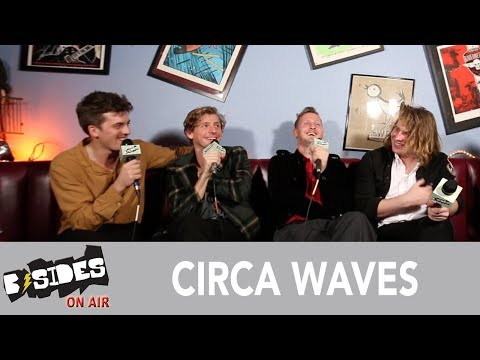 Circa Waves Talk Covering The Proclaimers, Having Babies