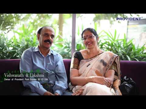 Customer Testimonial Video | Provident Park Square | Bangalore