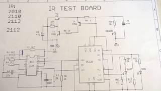 IR Test Board