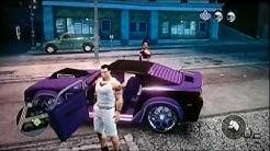 Saints Row 3 car customization