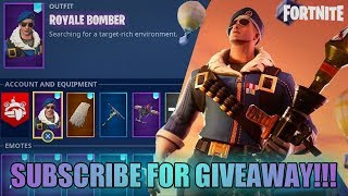 FREE V-BUCKS GIVEAWAY / FORTNITE LIVE GAMEPLAY / FREE SKIN GIVEAWAY / SEASON 6