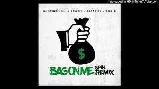 DJ SpinKing Ft. A Boogie, Jadakiss & Don Q Bag On Me (Remix)