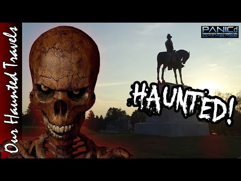 The Haunting of East Cemetery Hill (Gettysburg)