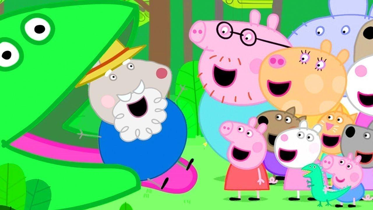 Peppa im Dinosaurierland 🦖 Cartoons für Kinder 🦖 Peppa Wutz Neue Folgen