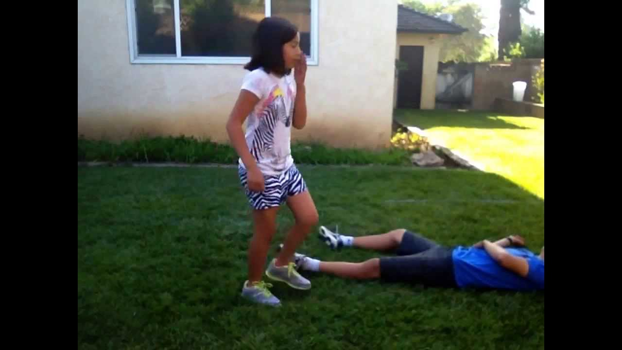 My Little Sister Beat Me Up (Remake)