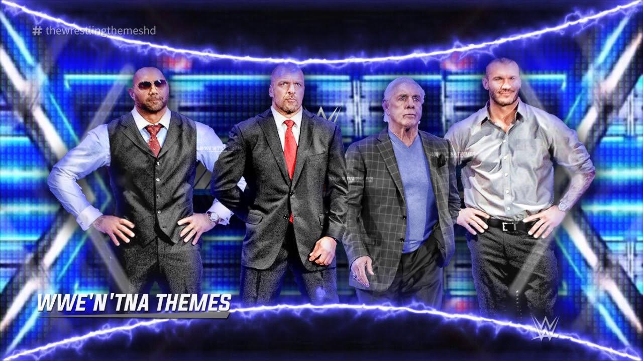 WWE Evolution Theme Song 2018 -