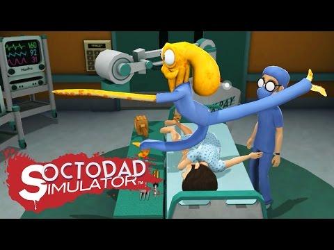 OCTODAD SIMULATOR | Octodad: Shorts - Episode 2