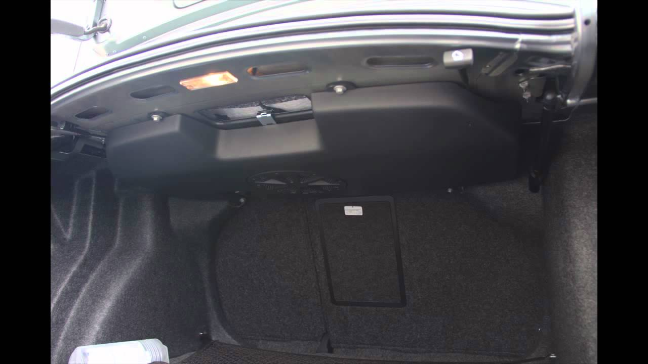 2012 Gli Fender Sub Enclosure Youtube