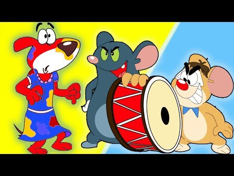 Rat-A-Tat |'Talent Show Off NEW Best Of Charley Funny Episodes'| Chotoonz Kids Funny Cartoon Videos