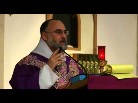 Dec 02 - Homily - Fr. Alan: Preparing for the Coming of Christ, lifelong Advent