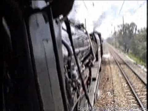 Cab Ride 15F 3094 Pretoria to Germiston Nov 1997