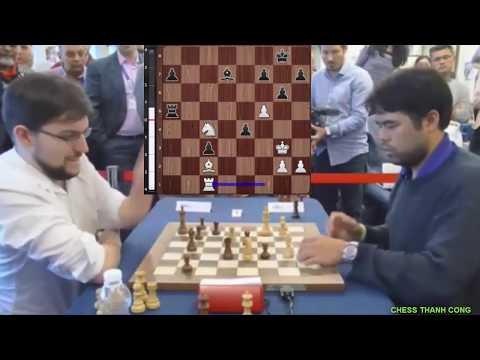 GRUNFELD DEFENSE!! Hikaru Nakamura Vs Maxime Vachier Lagrave || Blitz chess 2018