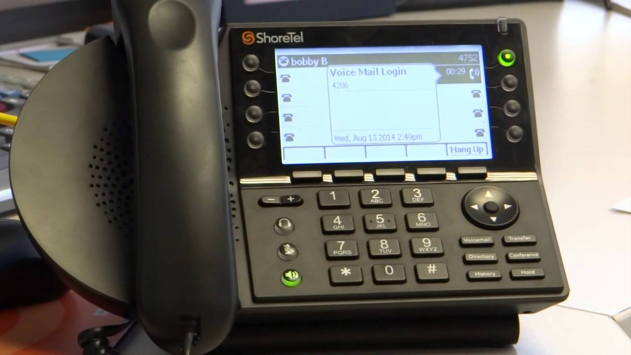 how to leave a voicemail without calling iphone shoretel tutorial voicemail 8265