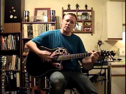 """Seven Spanish Angels"" (Ray Charles/Willie Nelson) Played By Joe Ferguson"