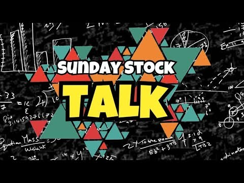 My Top Stocks For May 2018 Week 4 | Sunday Stock Talk