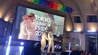 M-flo 'No Question〜TOKYO RAINBOW PRIDE Remix〜' 〜  'come Again ' TOKYO RAINBOW PRIDE 2019 ⑥