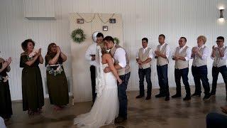 Mariah and Brock Wedding Film