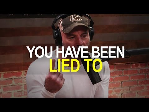 JOE ROGAN : You Have Been Lied To (FIX the way you think in 2 MINUTES)