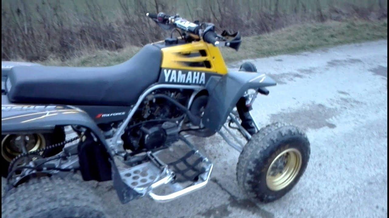 Yamaha banshee 350 paul turner exhaust PT Midrange Pipe