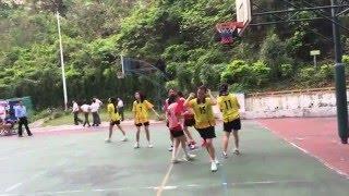 獅子會中學 女社籃 - 10