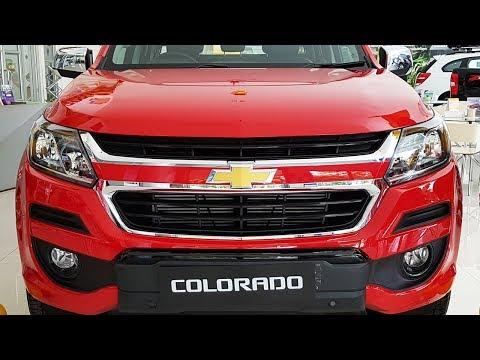 Chevrolet Colorado 2017 High Country 2.5 4  4x4  1,068,000