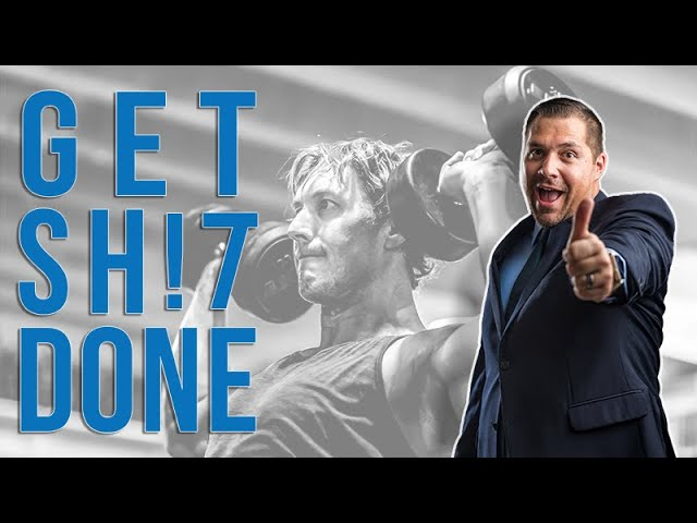Get Shit Done with Seth Lowe