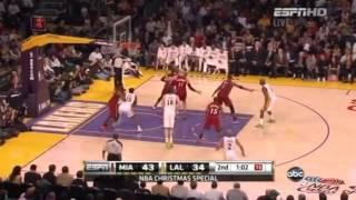 2011 Miami Heat (23-9) V Los Angles Lakers (21-9)