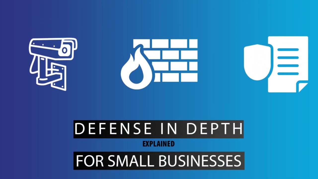 Cybersecurity Defense In Depth Explained A Layered Security