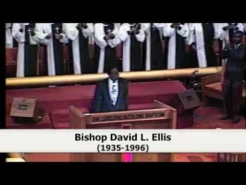 Bishop David L Ellis (1935-1996)