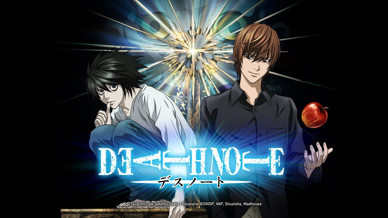Death note anime trailer