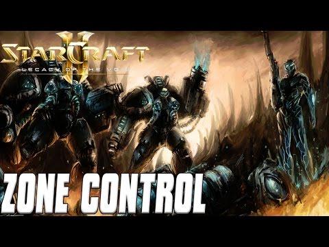 Zone Control - Starcraft 2 mod