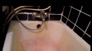 видео Реставрация ванн в Москве