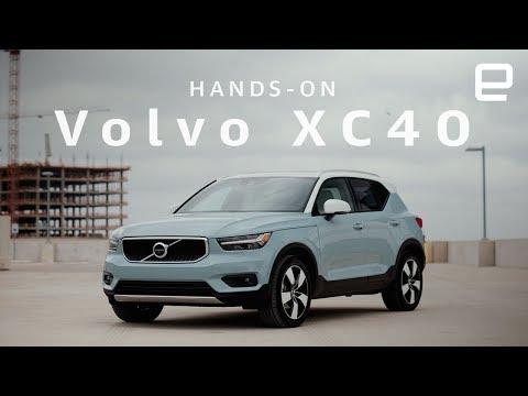 Volvo XC40 Hands-On - YouTube