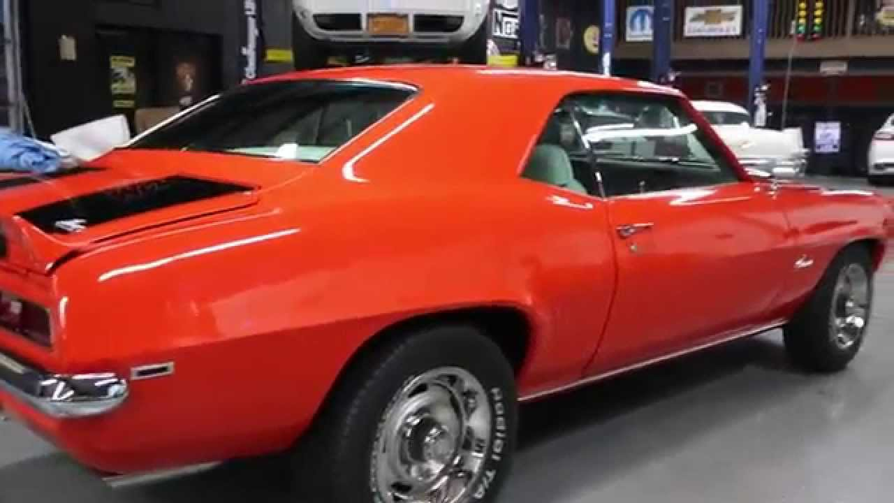 SOLD - 1969 Camaro Z28 For Sale~302~4 Speed~X77~Fresh  Restoration~Absolutely Fantastic!
